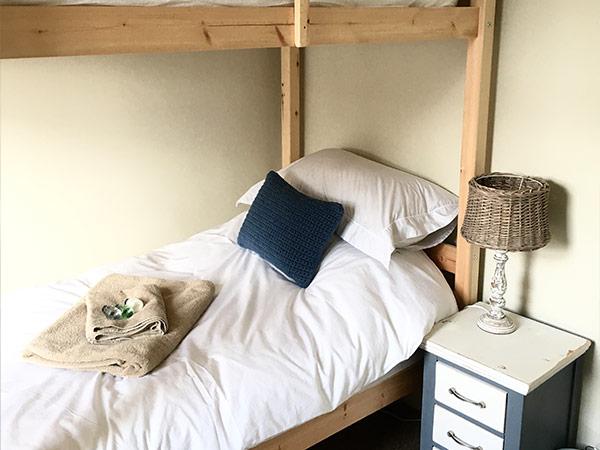 Fairule Cottage - Bedroom