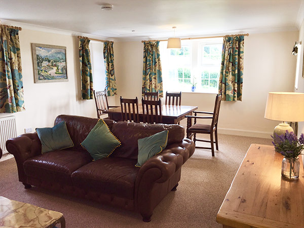 Fairule Cottage Dining Room