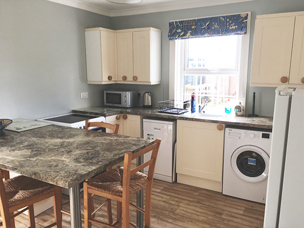 Fairule Cottage- Kitchen
