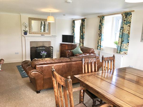 Fairule Cottage Living Room