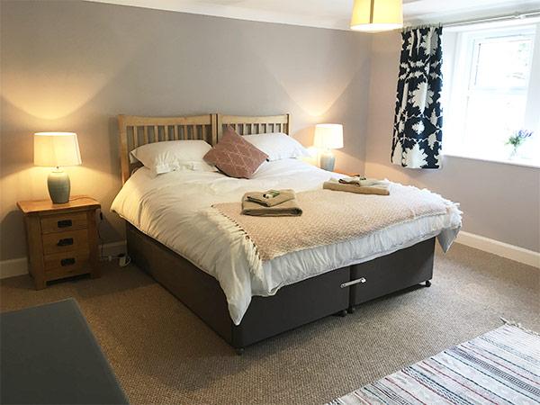 Fairule Cottage-Master Bedroom